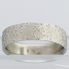 palladium flat heavy hammered band
